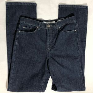 Jones New York Jeans Sutton slimming features